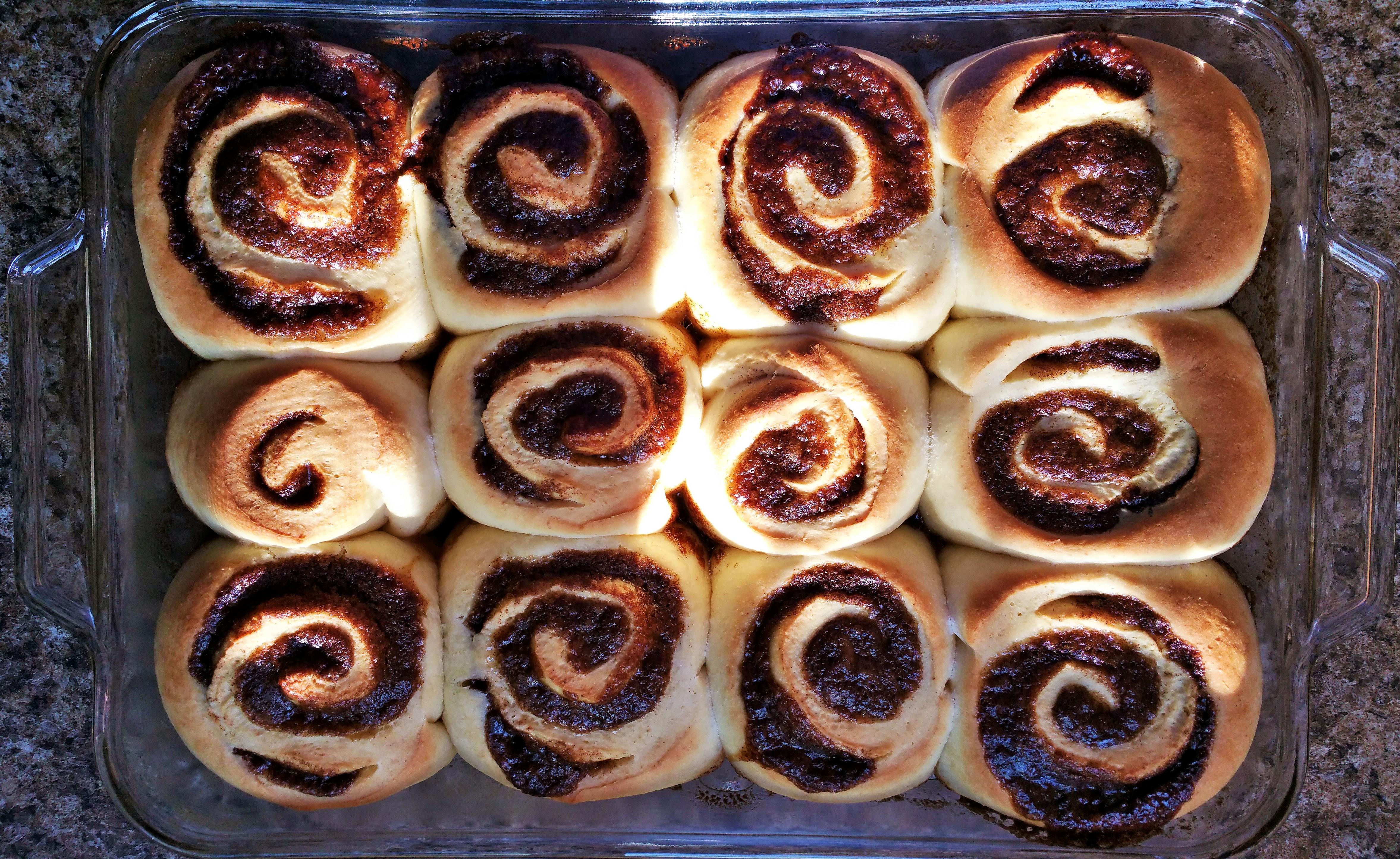 cinnabon recipe without bread machine